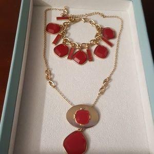 Jewelry - Necklace and bracelet set